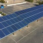 Solar Parking Structure