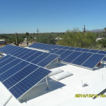 11.895kW Rooftop System