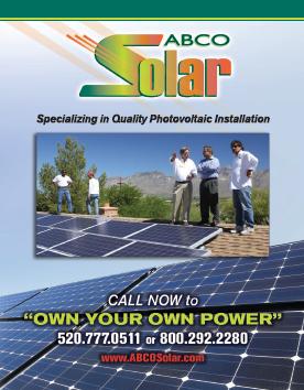ABCO Solar Brochure