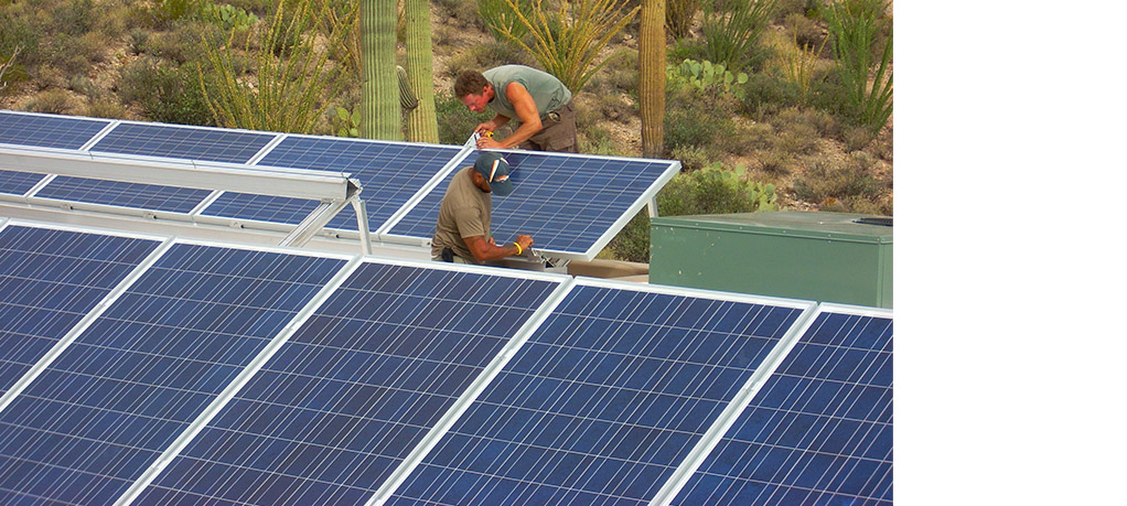 Own Your Own Power.  Join the Solar Revolution today.