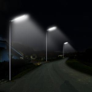 Solar Street Light Night