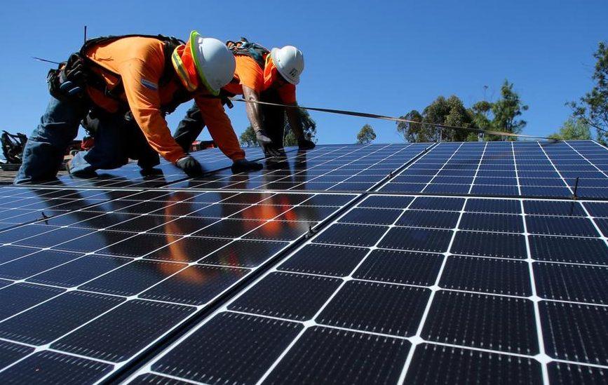 Solar Remove & Reinstall